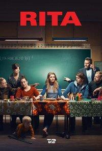 Poster da série Rita (2012)