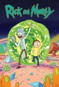 Poster da série Rick and Morty (2013)