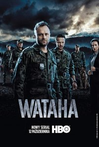 Poster da série Wataha (2014)