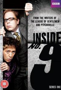 Poster da série Inside No. 9 (2014)