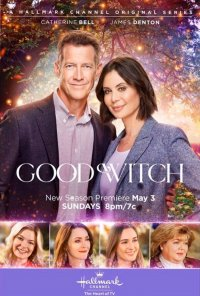 Poster da série Good Witch (2015)