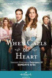 Poster da série When Calls the Heart (2014)