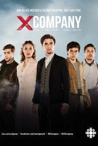 Poster da série X Company (2015)