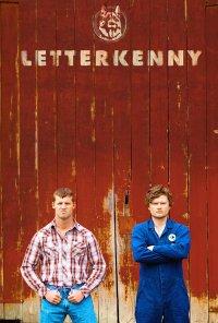 Poster da série Letterkenny (2016)