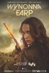 Poster da série Wynonna Earp (2016)