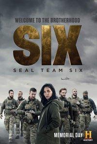 Poster da série Six (2017)