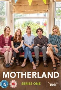 Poster da série Motherland (2017)