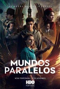 Poster da série Mundos Paralelos / His Dark Materials (2019)