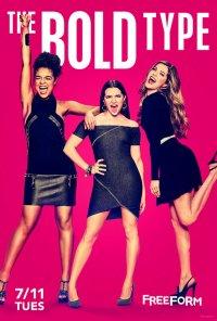 Poster da série The Bold Type (2017)