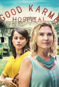 Poster da série Good Karma Hospital / The Good Karma Hospital (2017)