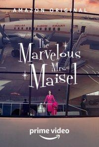 Poster da série The Marvelous Mrs. Maisel (2017)