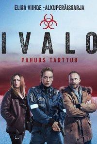 Poster da série Pânico no Ártico / Ivalo (2018)