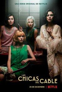 Poster da série As Telefonistas / Las Chicas del Cable (2017)