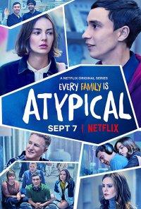 Poster da série Atypical (2017)