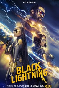 Poster da série Black Lightning (2018)