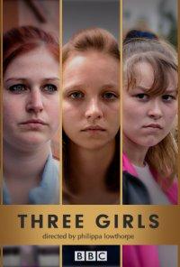Poster da série Três Meninas / Three Girls (2017)