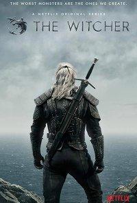 Poster da série The Witcher (2019)