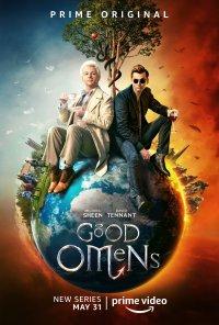 Poster da série Good Omens (2019)