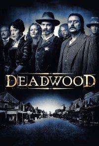 Poster da série Deadwood (2004)