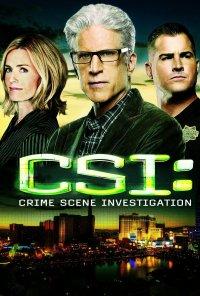 Poster da série CSI: Crime e Investigação / CSI: Crime Scene Investigation (2000)