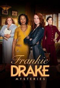 Poster da série Os Mistérios de Frankie Drake / Frankie Drake Mysteries (2017)