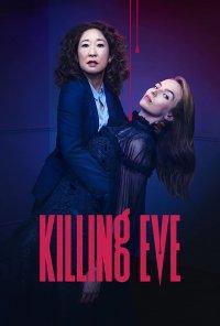 Poster da série Killing Eve (2018)