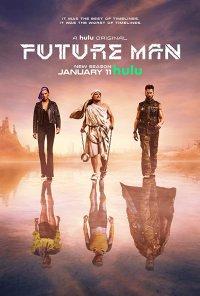 Poster da série Future Man (2017)