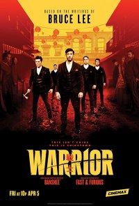 Poster da série Warrior (2019)