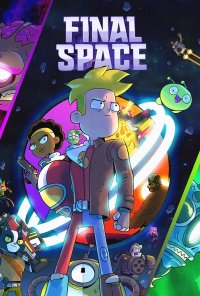 Poster da série Final Space (2018)