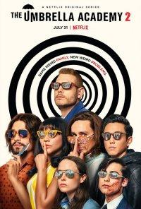 Poster da série The Umbrella Academy (2019)