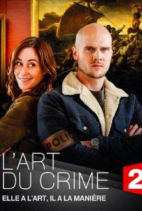 Poster da série A Arte do Crime / L'Art du crime (2017)