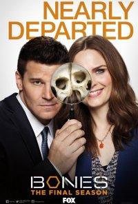 Poster da série Ossos / Bones (2005)