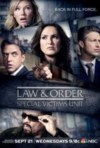 Poster da série Lei & Ordem: Unidade Especial / Law & Order: Special Victims Unit (1999)