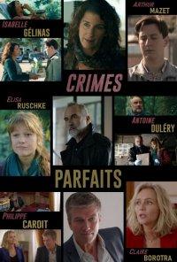 Poster da série Crimes Perfeitos / Crimes parfaits (2017)