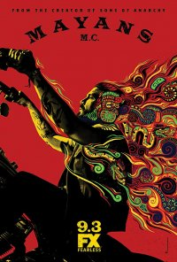 Poster da série Mayans M.C. (2018)