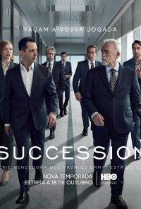 Poster da série Succession (2018)