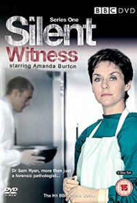 Poster da série Silent Witness (1996)