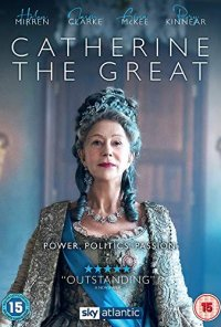 Poster da série Catarina, a Grande / Catherine the Great (2019)