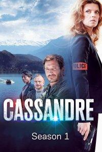 Poster da série Cassandre (2015)
