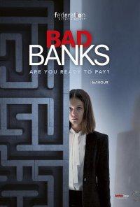 Poster da série Crise / Bad Banks (2018)