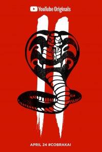 Poster da série Cobra Kai (2018)