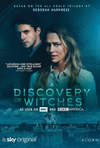 Poster da série A Discovery of Witches (2018)