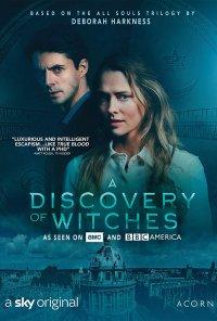 Poster da série A Noite de Todas as Almas / A Discovery of Witches (2018)