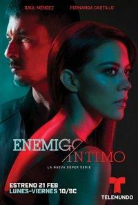 Poster da série Enemigo íntimo (2018)