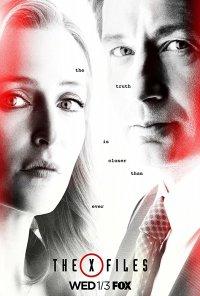 Poster da série Ficheiros Secretos / The X-Files (1993)