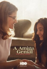 Poster da série A Amiga Genial / L'amica geniale (2018)