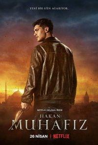 Poster da série O Protetor / Hakan: Muhafız (2018)