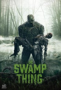 Poster da série Swamp Thing (2019)