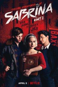 Poster da série As Arrepiantes Aventuras de Sabrina / Chilling Adventures of Sabrina (2018)