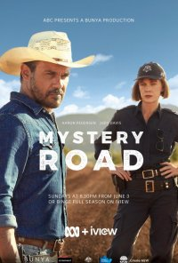 Poster da série Mystery Road (2018)